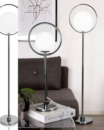 Globen Lighting Saint Krom Gulvlampe-0