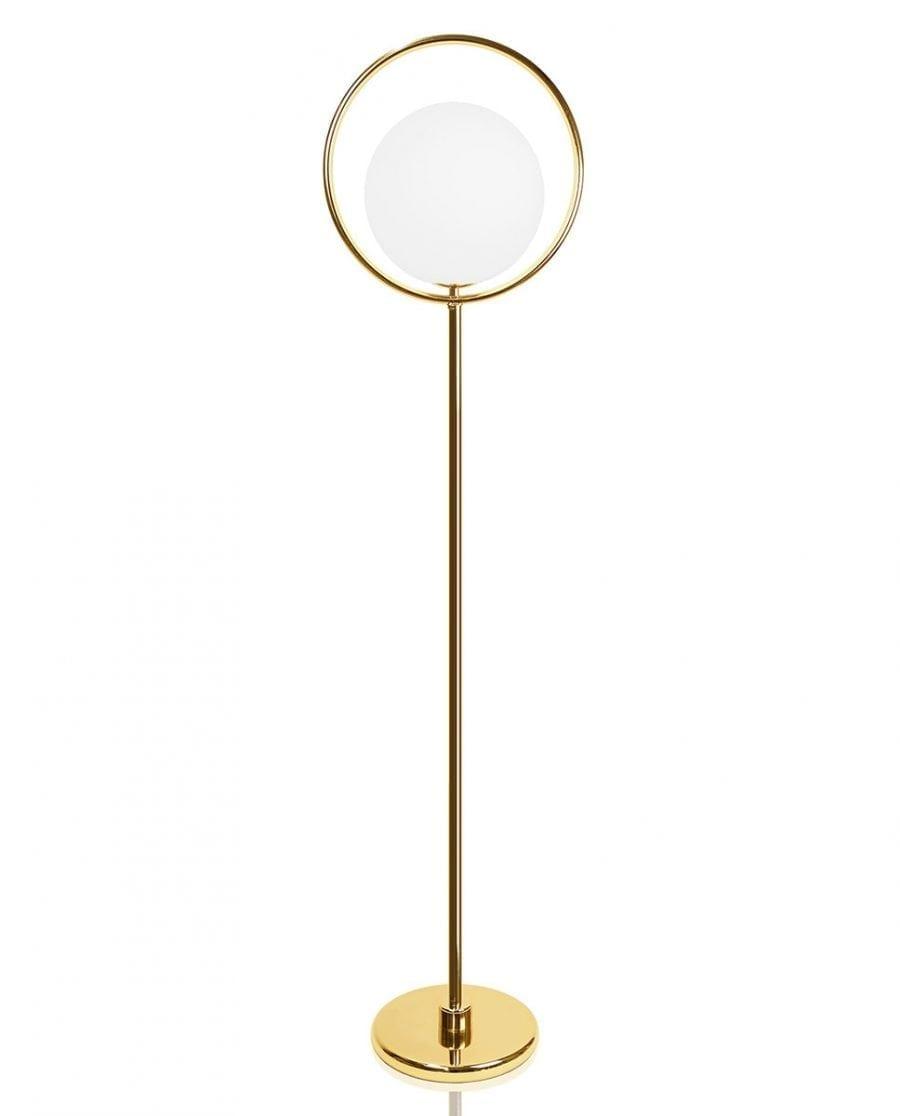 Globen Lighting Saint Messing Gulvlampe-68167