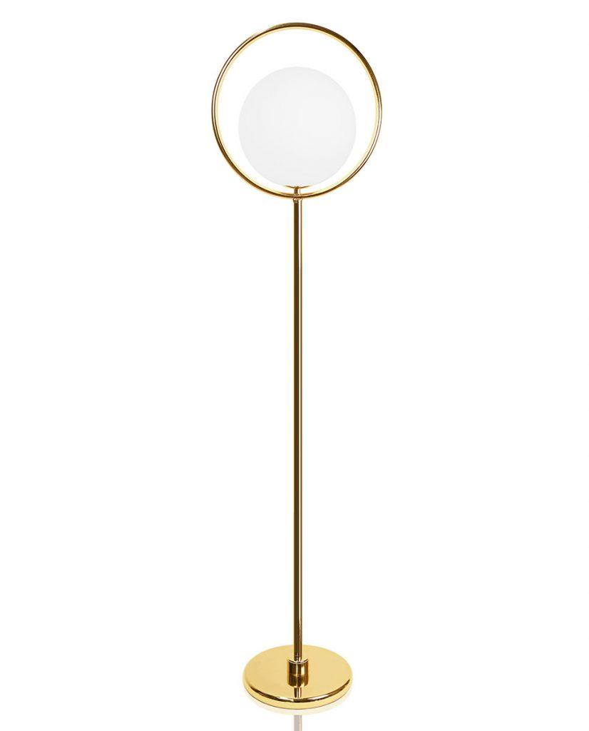 Globen lighting saint messing gulvlampe - Globen lighting ...