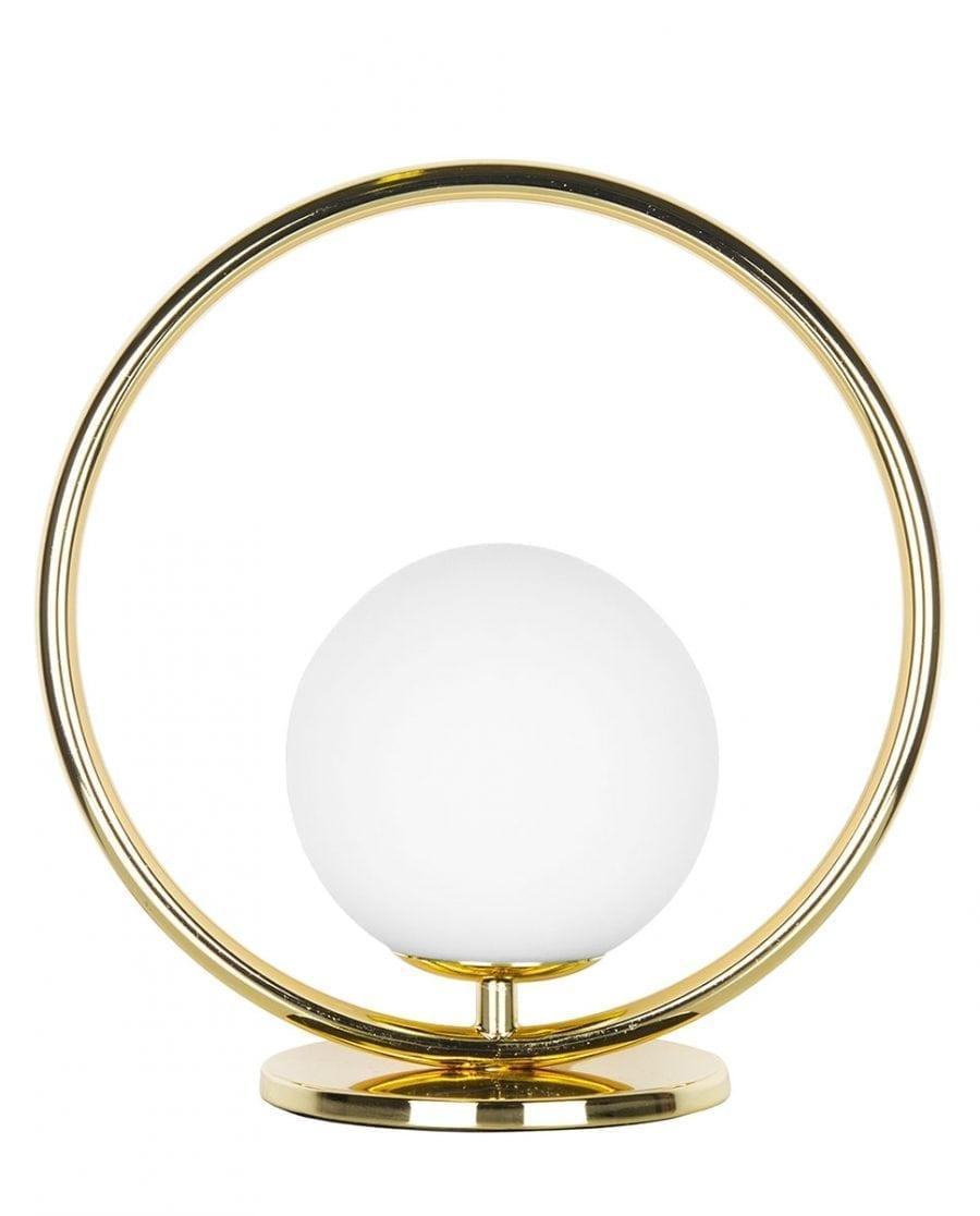 Globen Lighting Saint Mini Messing Vegg-/Bordlampe-68209