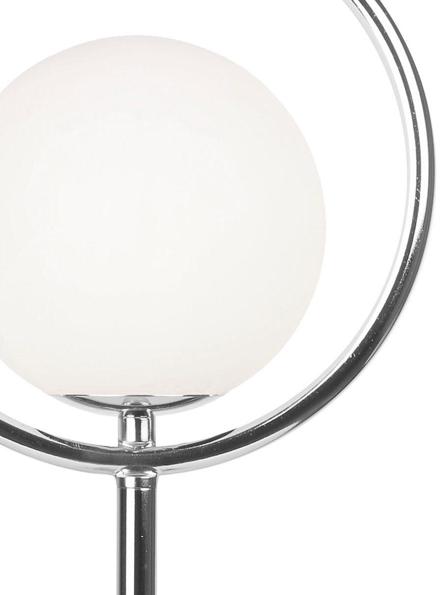 Globen lighting saint krom bordlampe - Globen lighting ...