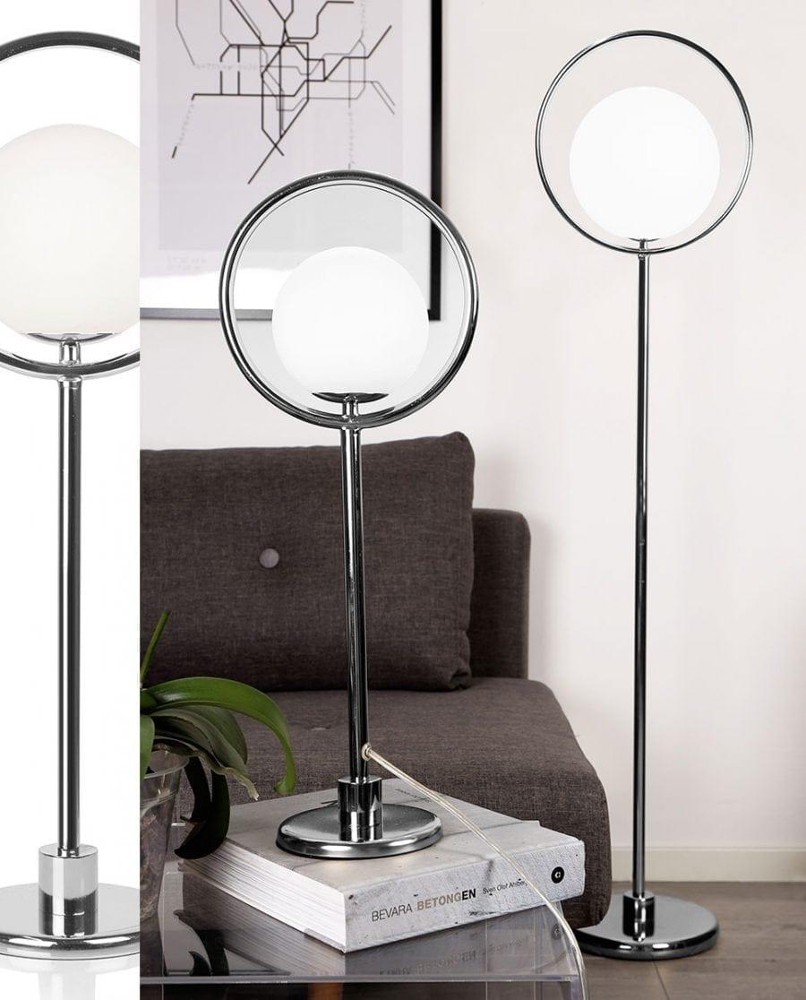 Globen Lighting Saint Krom Bordlampe-68177