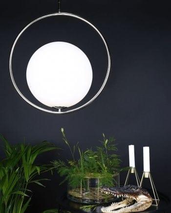 Globen Lighting Saint Krom Pendel-0