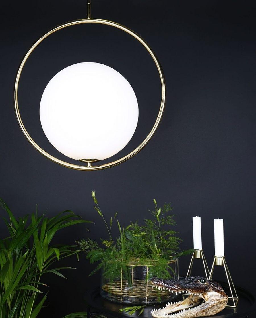 Globen Lighting Saint Messing Pendel-0