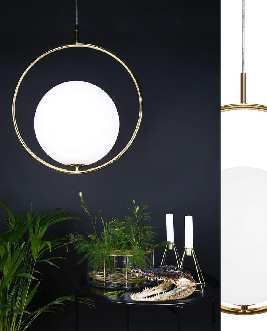 Globen Lighting Saint Messing Pendel-68140