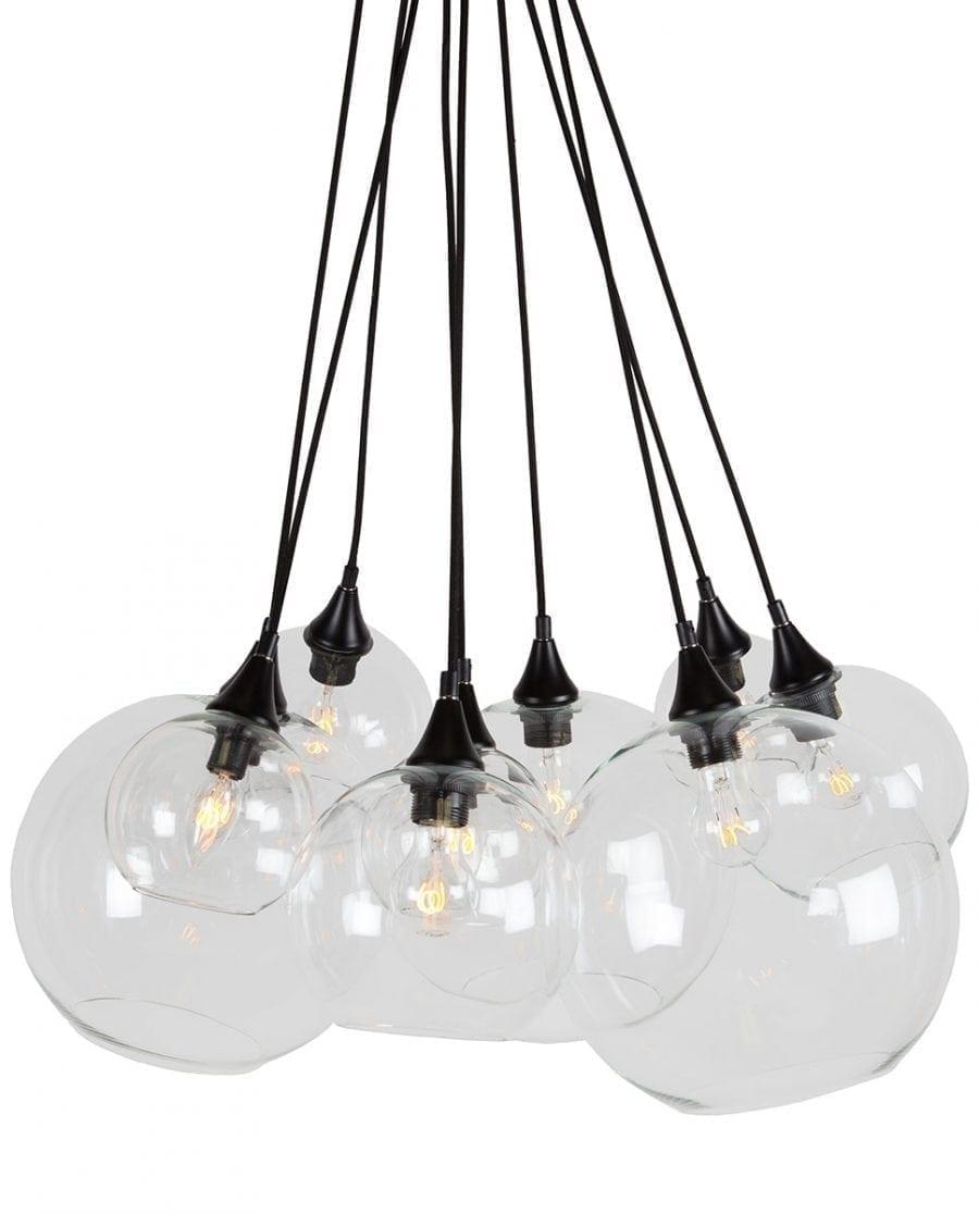 Globen Lighting Pallas Klar Pendel-0