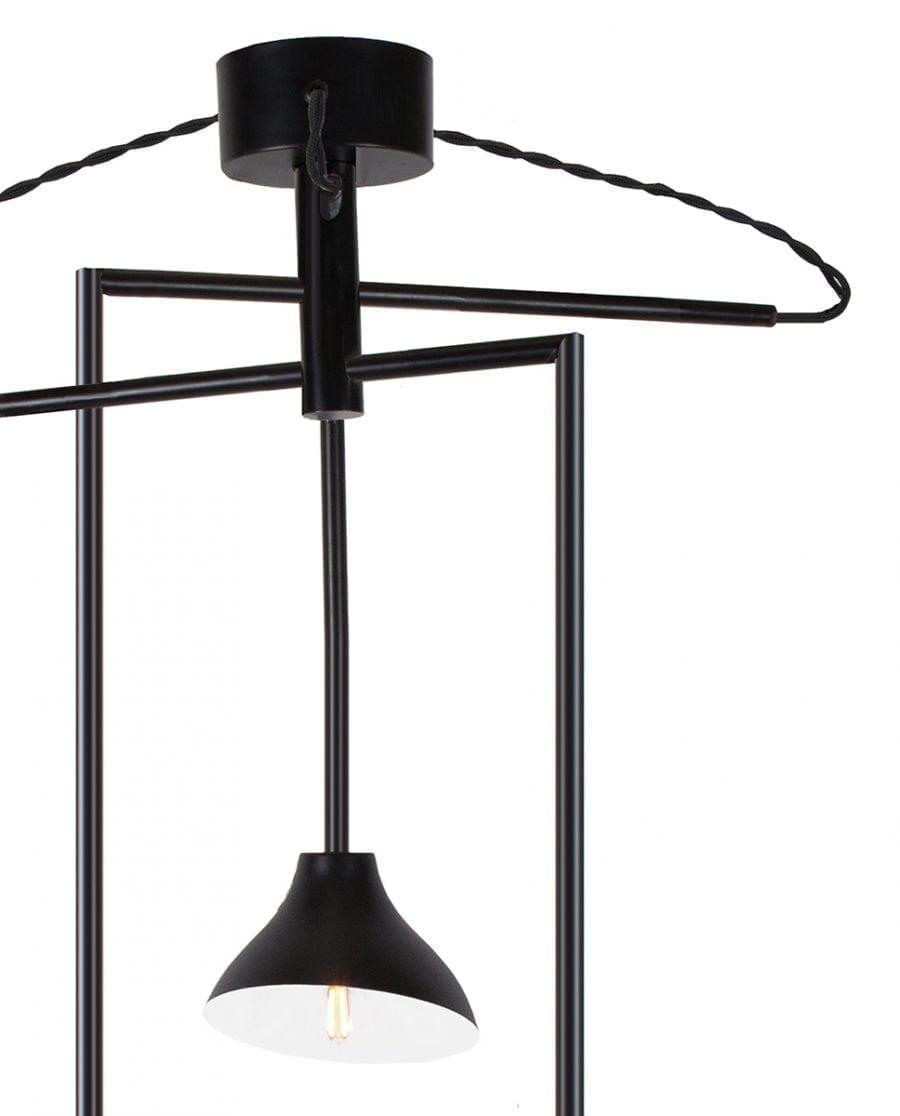 Globen Lighting Shift 3 Sort Pendel-70569