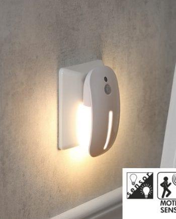 LED Nattlys m/Sensor-0