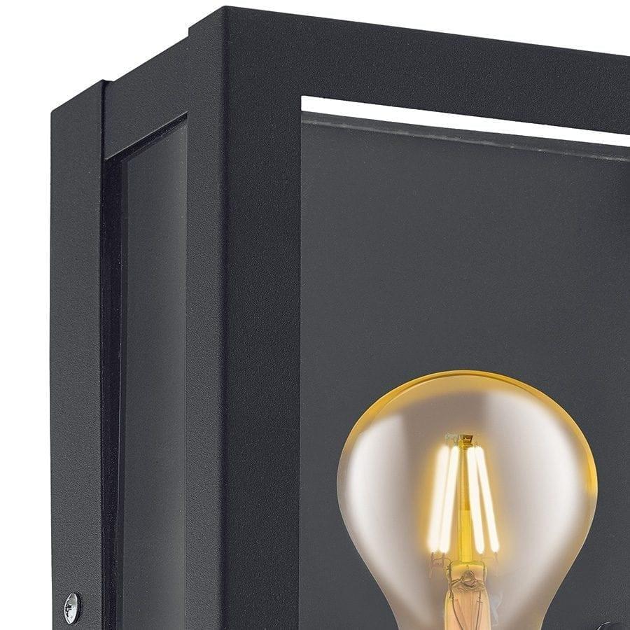 Alamonte 1 Vegglampe Sort-68623