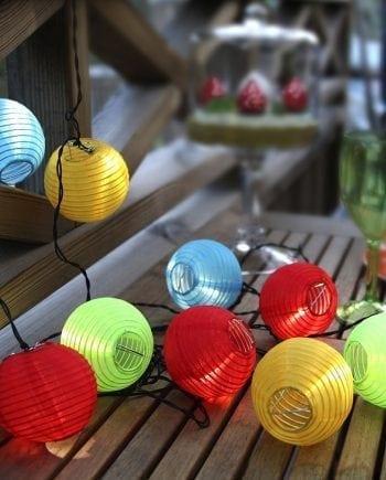 Festival LED Lysslynge Risballer Multifarget-0
