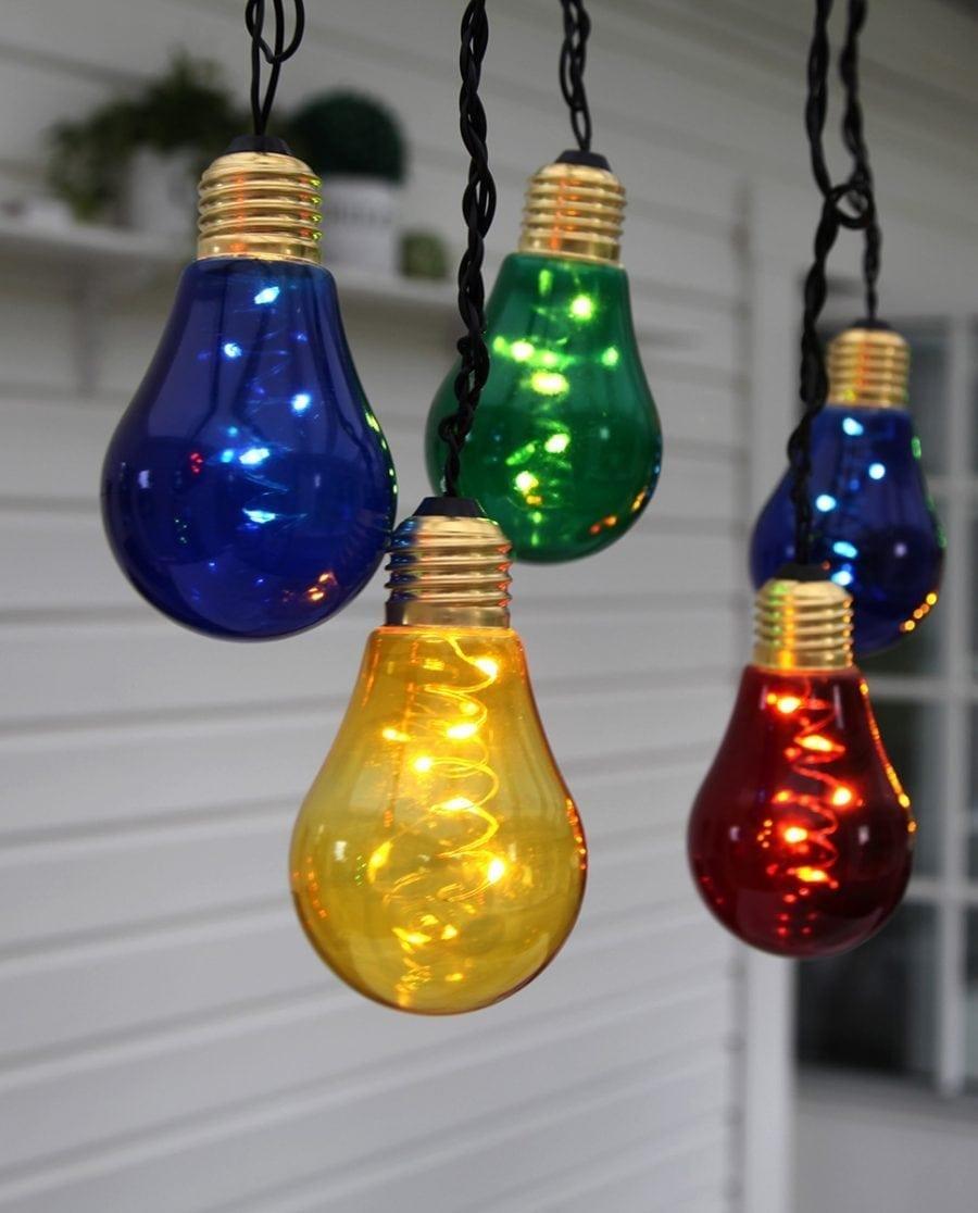 Glow 10 LED Multifarget Lysslynge-69073