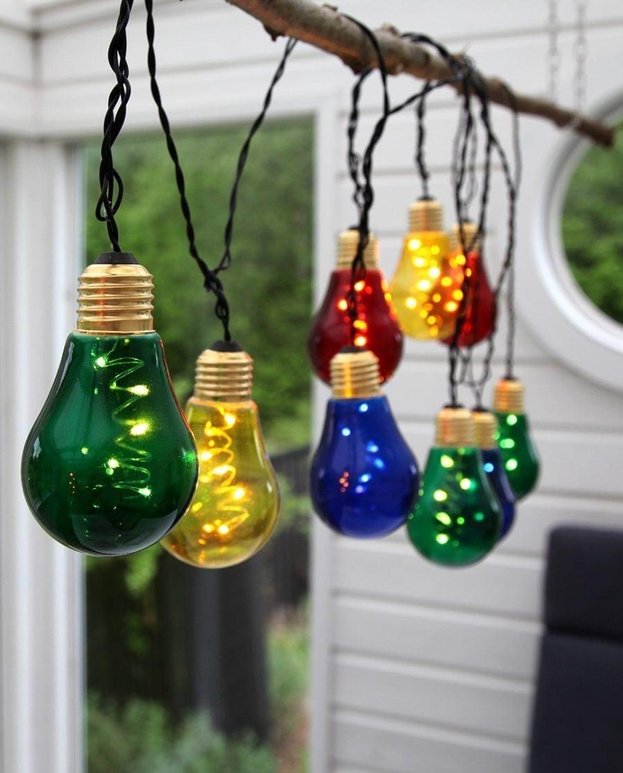 Glow 10 LED Multifarget Lysslynge-69074