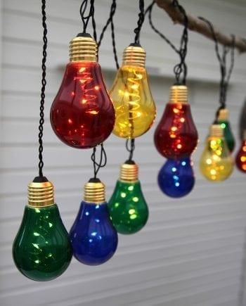 Glow 10 LED Multifarget Lysslynge-0