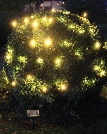 Bassis LED Solcelle Lysslynge-0