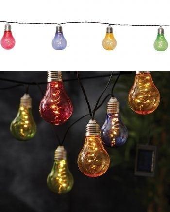 Glow LED Solcelle Multifarget Lysslynge-0