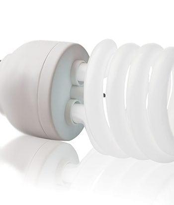 11W E14 2700K CFL Ionlight Sparepære/Luftrenser-0