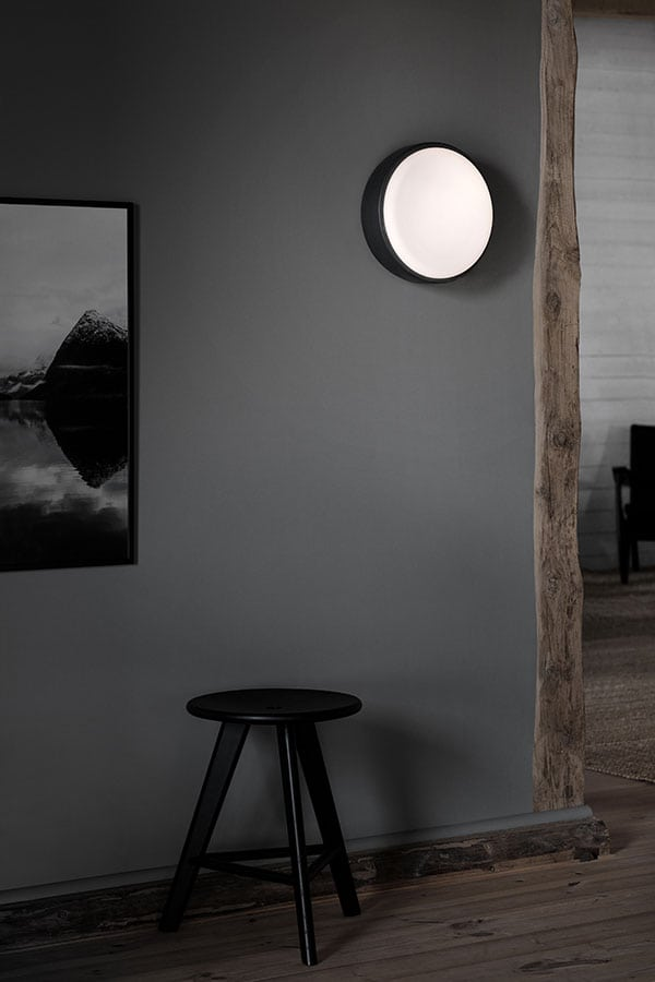 Northern Lighting Over Me Vegg-/Taklampe 30 cm-69654
