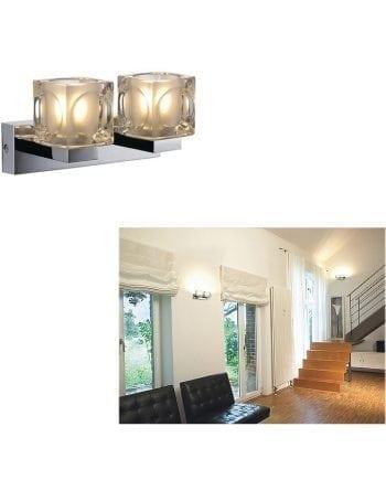 Blox II Vegglampe Utstillingsmodell-0