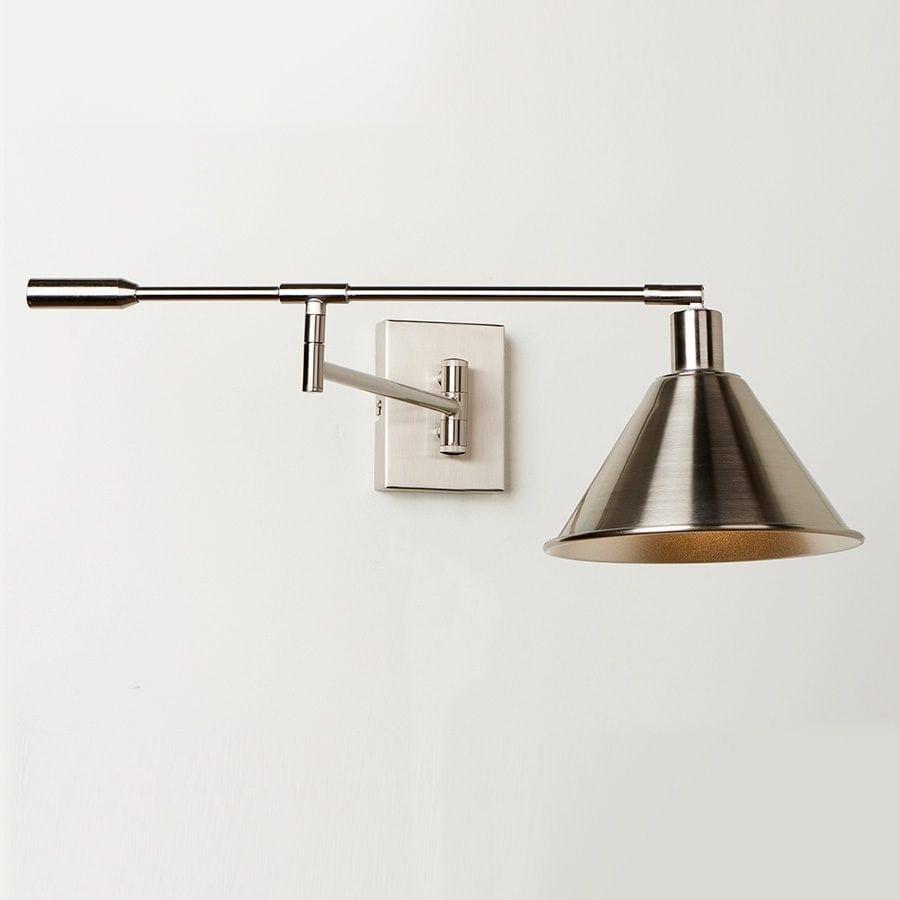 402729-Tripoli-Vegglampe-Stål-