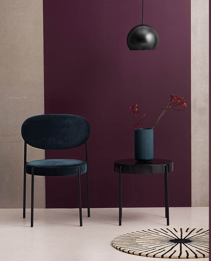 frandsen ball pendel 25 cm. Black Bedroom Furniture Sets. Home Design Ideas