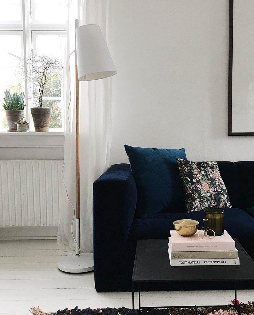 frandsen hideout gulvlampe. Black Bedroom Furniture Sets. Home Design Ideas