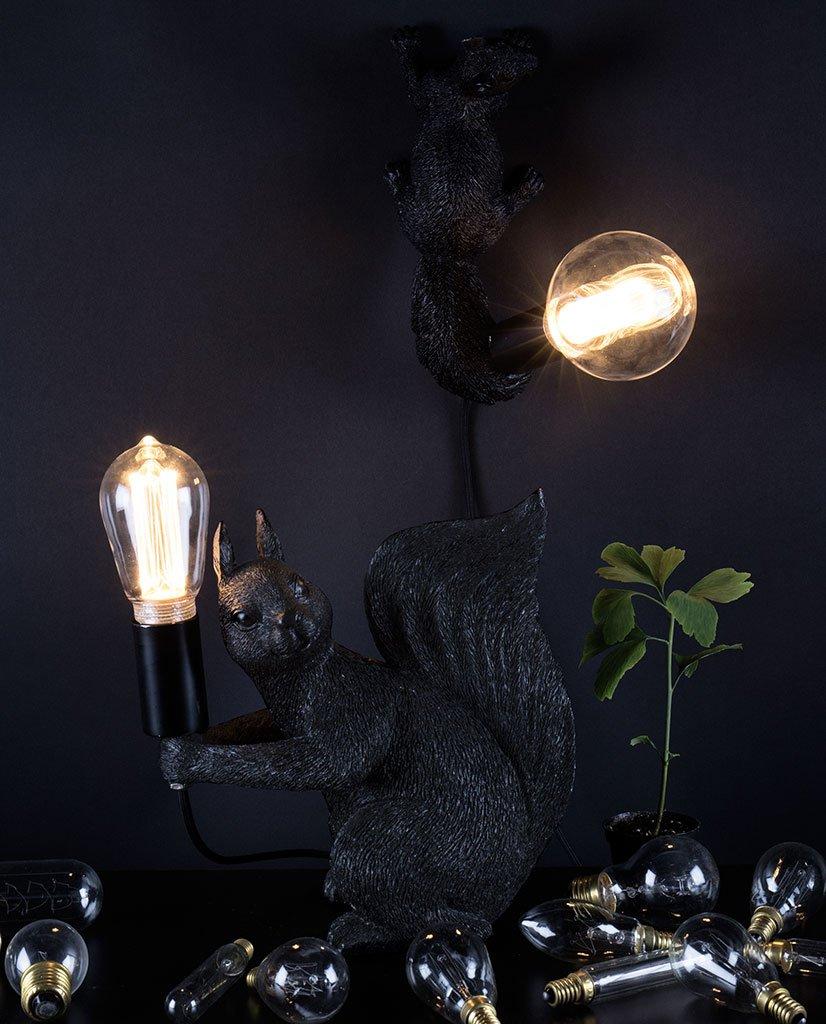 Globen lighting piff bordlampe sort - Globen lighting ...