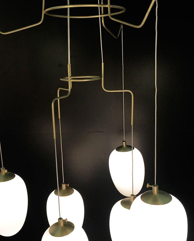 Globen lighting divine pendel 6 - Globen lighting ...