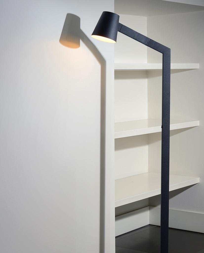 LUCIDE Mizuko Gulvlampe Designbelysning.no