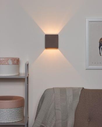 Vegglamper inne | Finn vegglamper til stuen, soverom m.m.