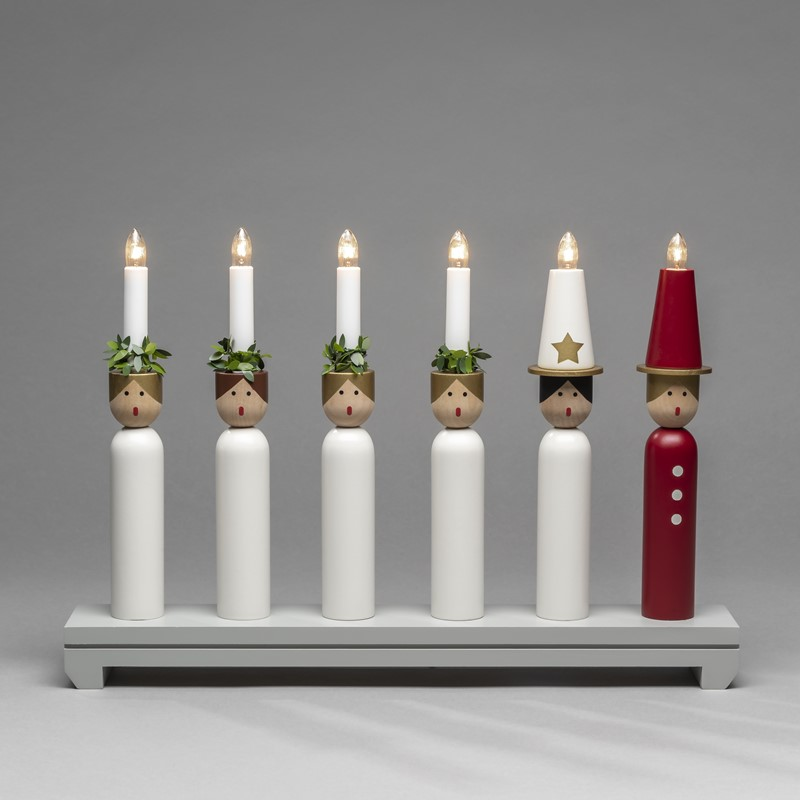 Lucia adventsstake