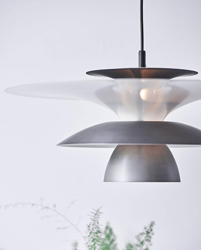 Belid Picasso LED Pendel 50 Matt Sort | Designbelysning.no